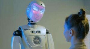 Life after death - artificial general intelliget robot