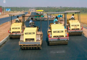 Paving Track Banking-Top 10 Latest Technologies of Road Constructions