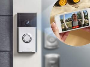 Ring_Video_Doorbell - Top 10 IoT based gadgets for home security