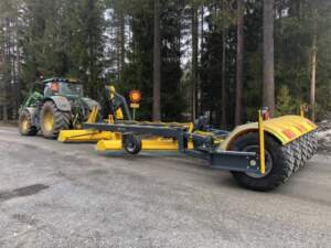 Startk TL7500 - The future technologies of road construction